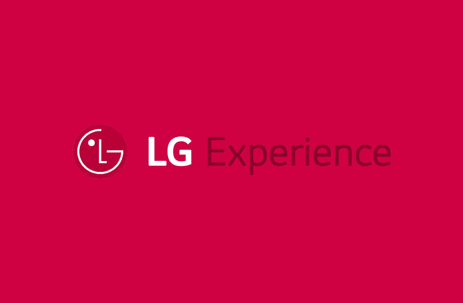 LG Experience