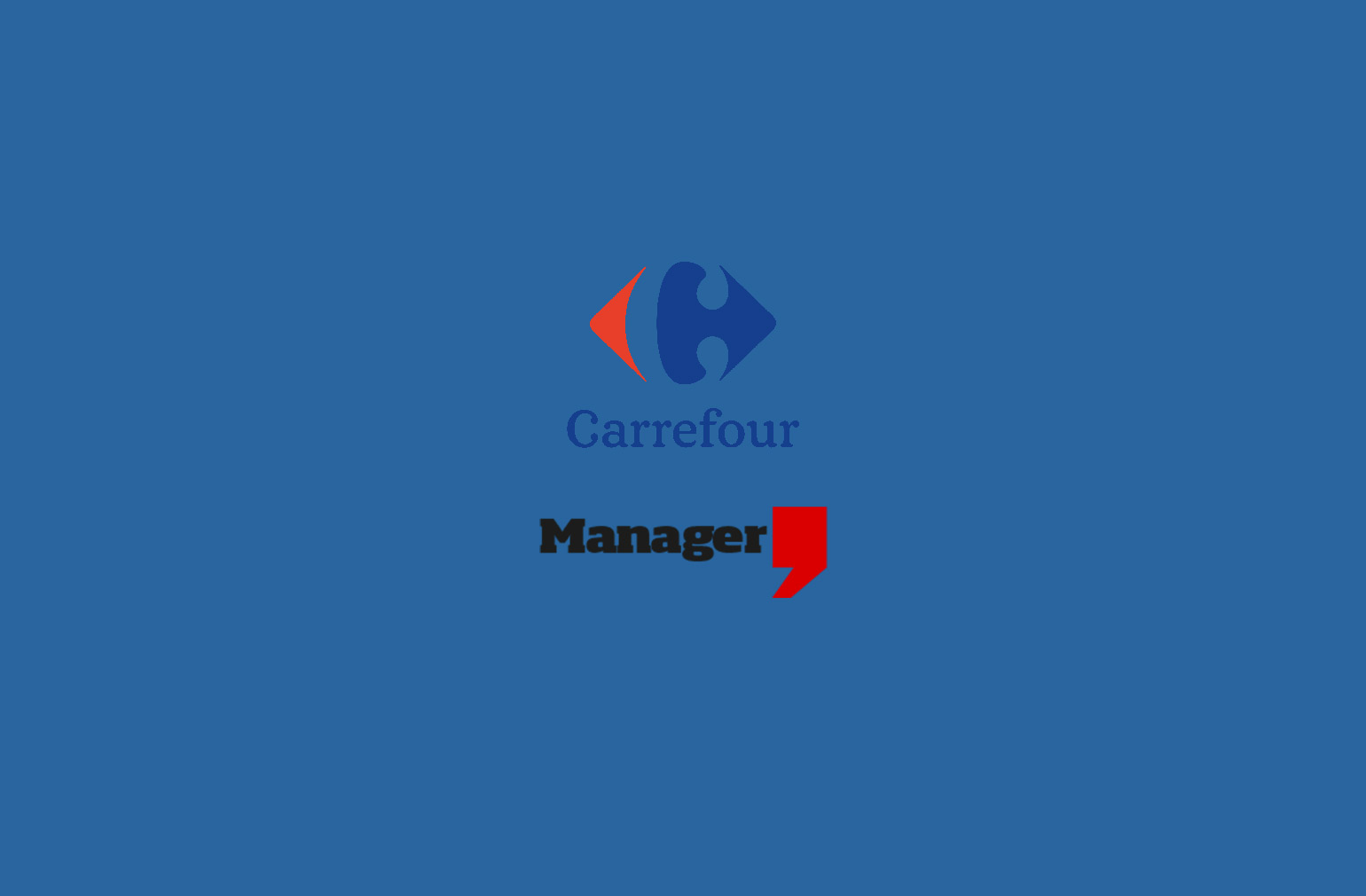 Carrefour Manager Logo